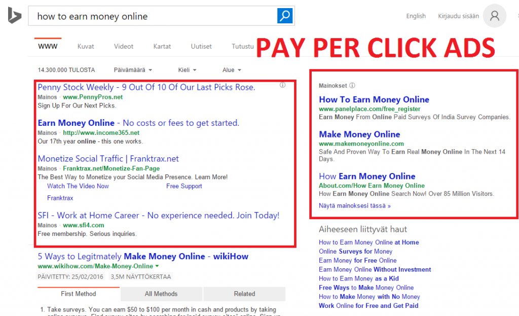 Pay Per Click Vacation Home Help