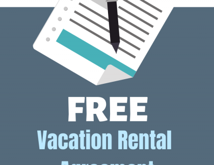 Vacation Rental Agreement