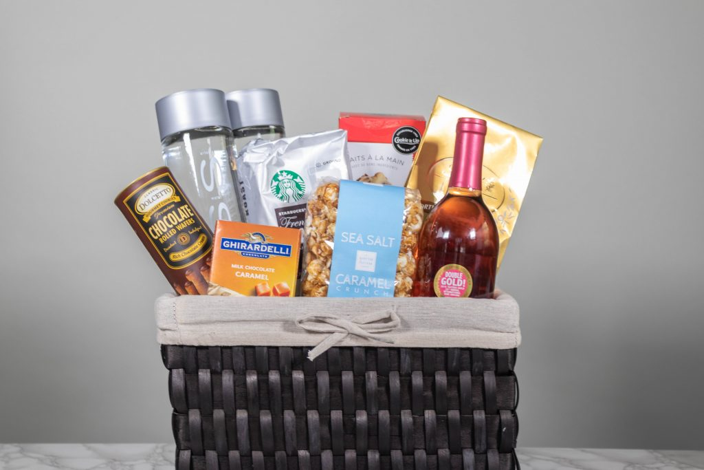 Airbnb Welcome Basket