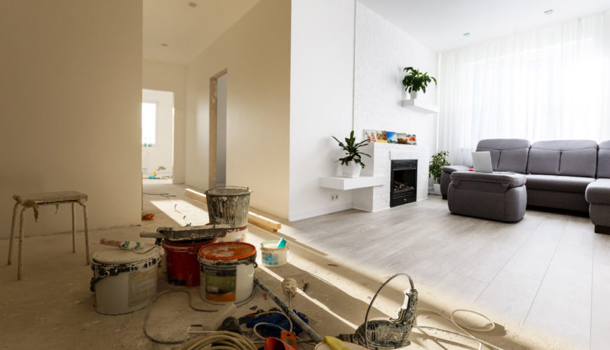 New Construction Cleaning Harrisburg